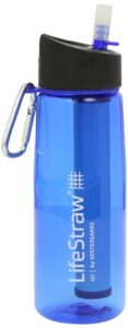LifeStraw Go - water bottle with filter