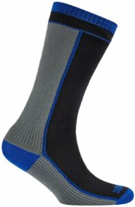 SealSkinz Mid Weight Mid Length Hiking Socks