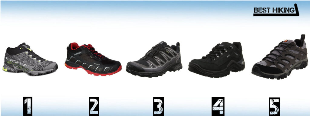 The Best Trekking Shoes