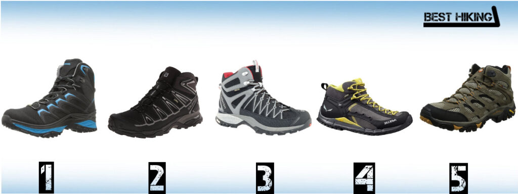 The Best Lightweight Hiking Boots For 2017 Best Hiking