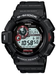 Casio G9300-1 Military Watch
