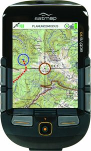 Satmap Active 10 Plus GPS Device