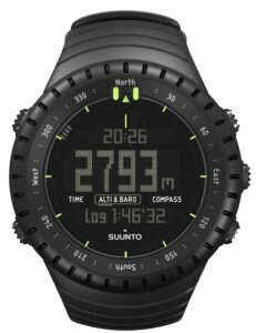 Suunto Core All Black - Military Watch