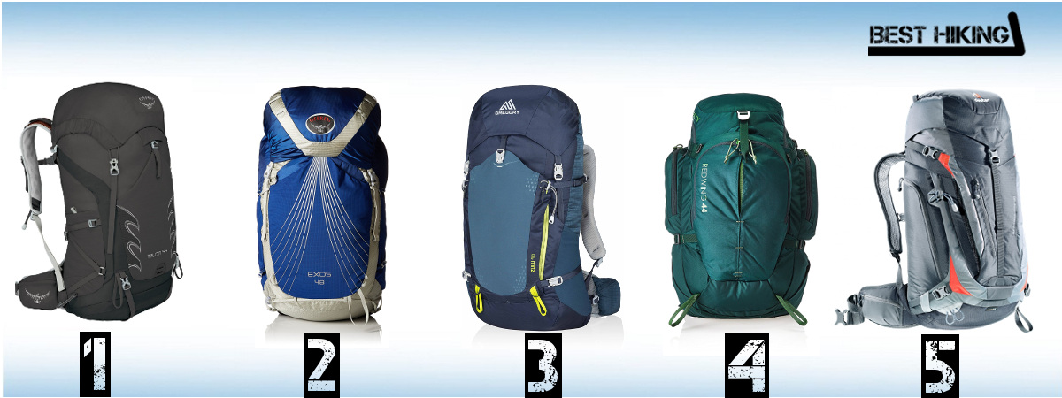 Best Hiking Backpacks of 2018 – Lightweight - Best Hiking