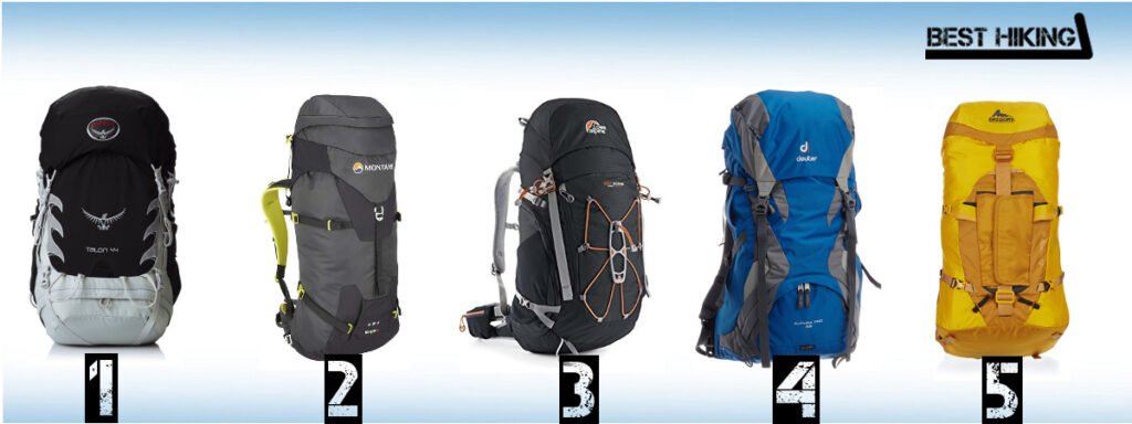 The Best Hiking Backpacks for 2017 - Best Hiking