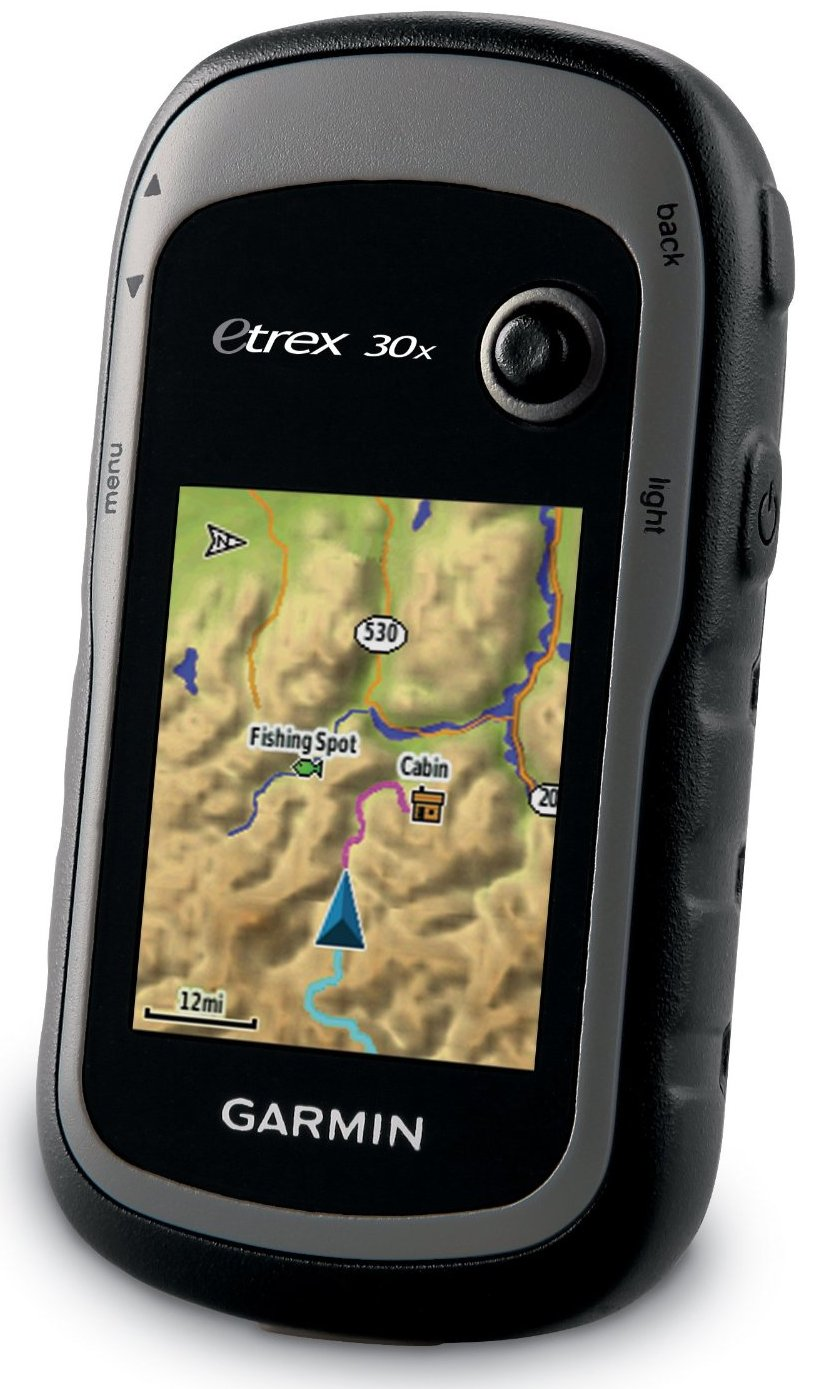 Exceptional Garmin ETrex 30x