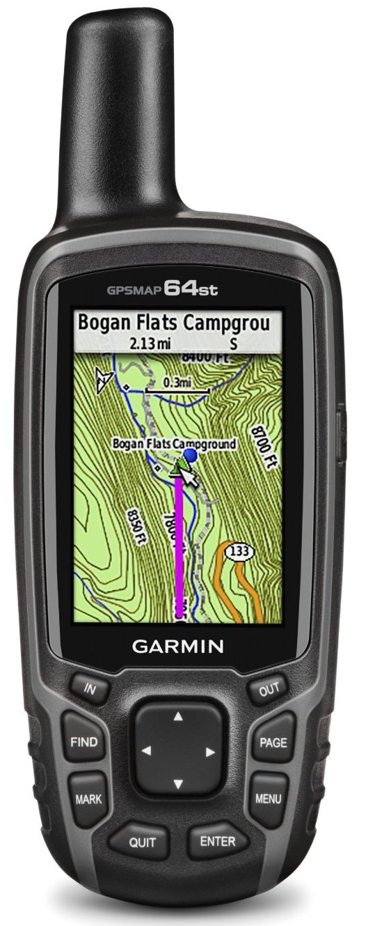 Garmin GPSMAP 64st