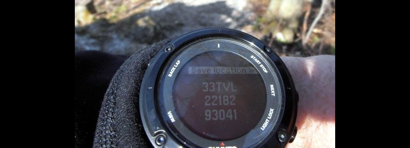 Location - Suunto Ambit 2