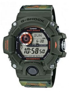 Casio Rangeman GW9400-3 Military Watch