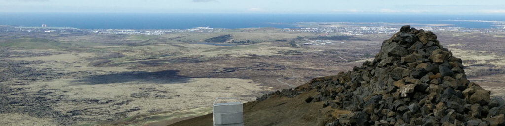 Helgafell Hiking Trail