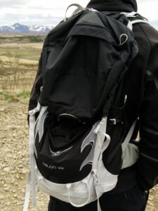 Osprey Talon Hiking Backpack