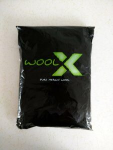 Woolx Blizzard Merino Wool Top - Packaging Front Side