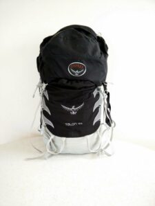 Osprey Talon 44 - Front Side