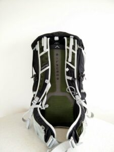 Osprey Talon 44 - Back Side