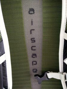 Airscape Back Panel - Osprey Talon 44
