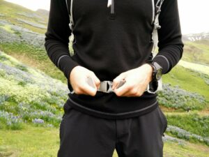 Hip Belt Adjustment - Osprey Talon 44