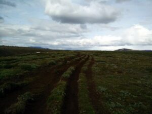 Kjolur Day 1 Trail