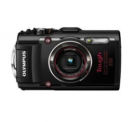 Olympus TG-3 Tough Hiking Camera