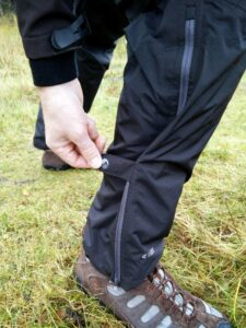 Montane Atomic Pants - Velcro Adjustment Straps