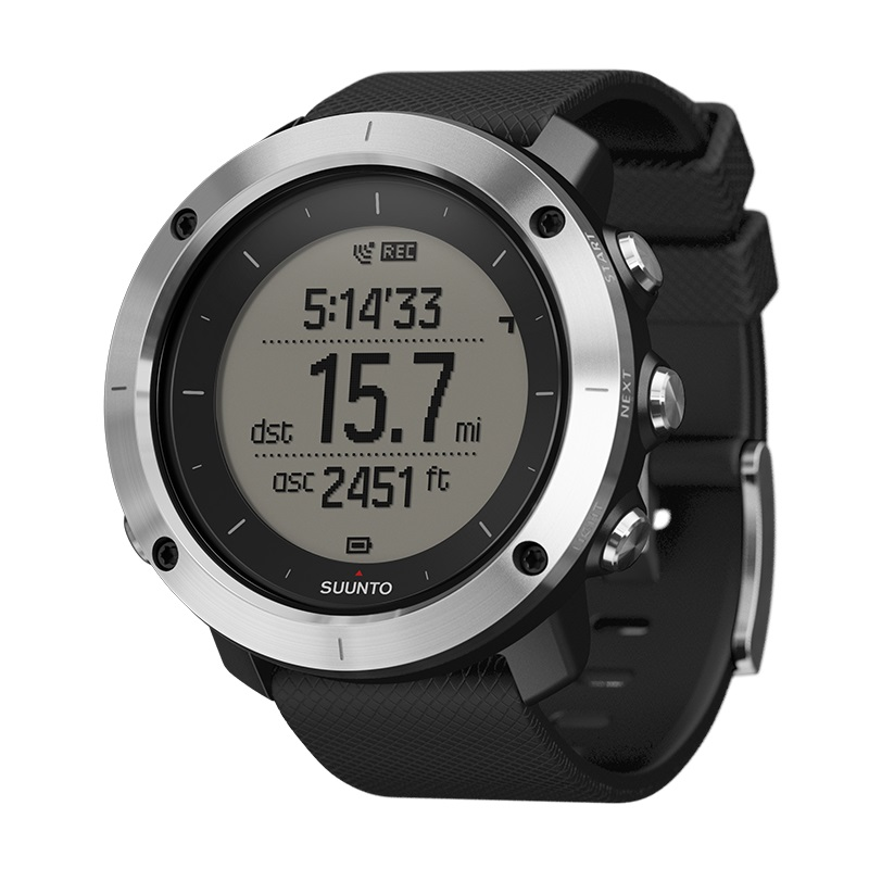 Suunto Traverse – The Ultimate Watch for Outdoorsmen