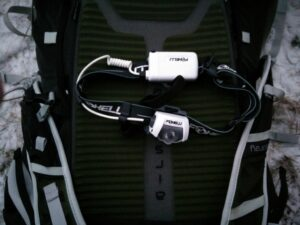 Foxelli Rechargeable Headlamp