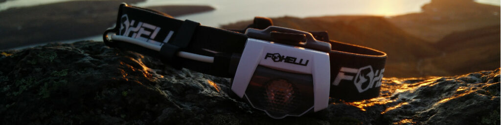 Foxelli Headlamp MX500