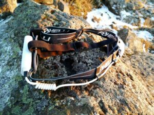 Foxelli Headlamp MX500 - Headband