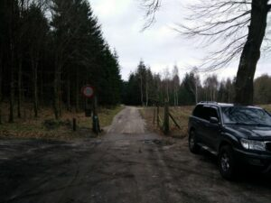 Himmelbjerget - Starting Point