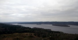 Himmelbjerget – View