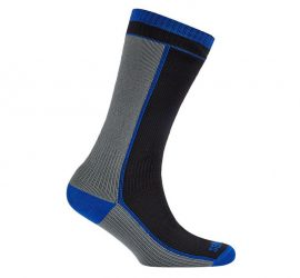 SealSkinz Mid Weight Mid Length Waterproof Socks