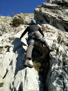Gradiska Tura Trail - Via ferrata