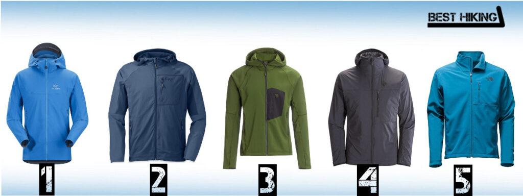 Best Softshell Jackets