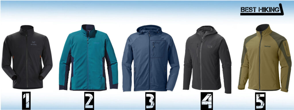 Best Softshell Jackets for 2017