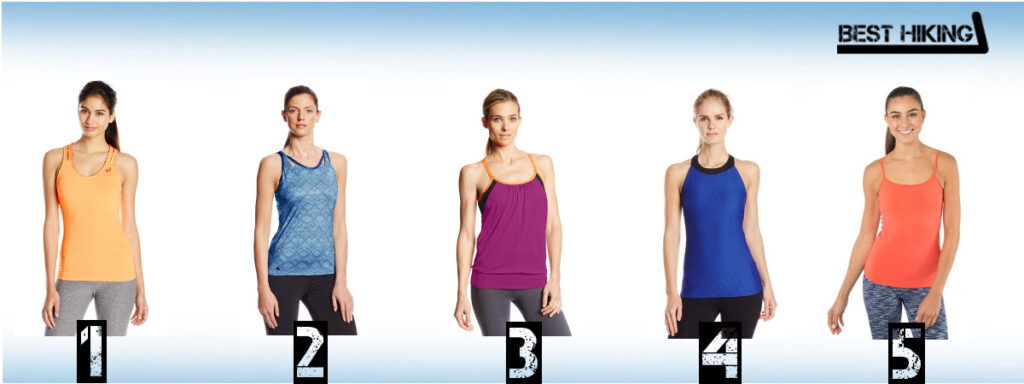 The Best Tank Tops