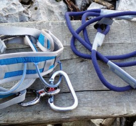 How to Use Via Ferrata Equipment