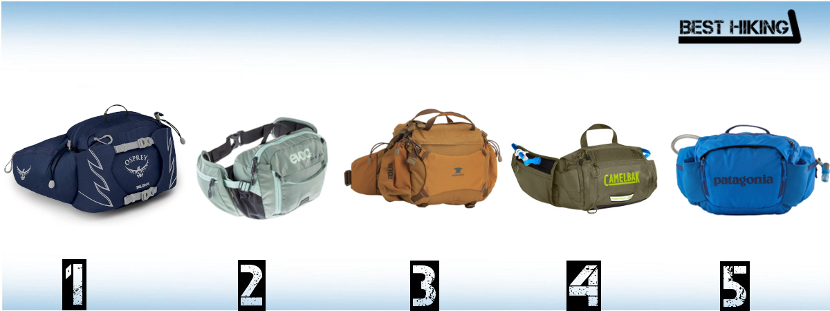 Best-Lumbar-Waist-Packs-for-Hiking