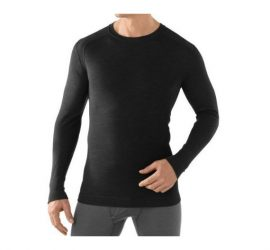 Smartwool NTS Mid 250 Crew Top Merino Base Layer