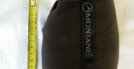 Montane Terra Pack  Pants – Packed