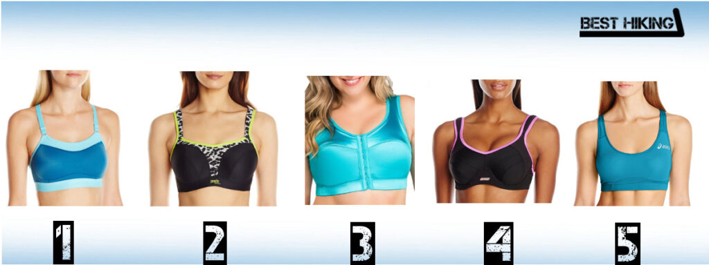 Best High Impact Sports Bras for Hiking and Trail Running