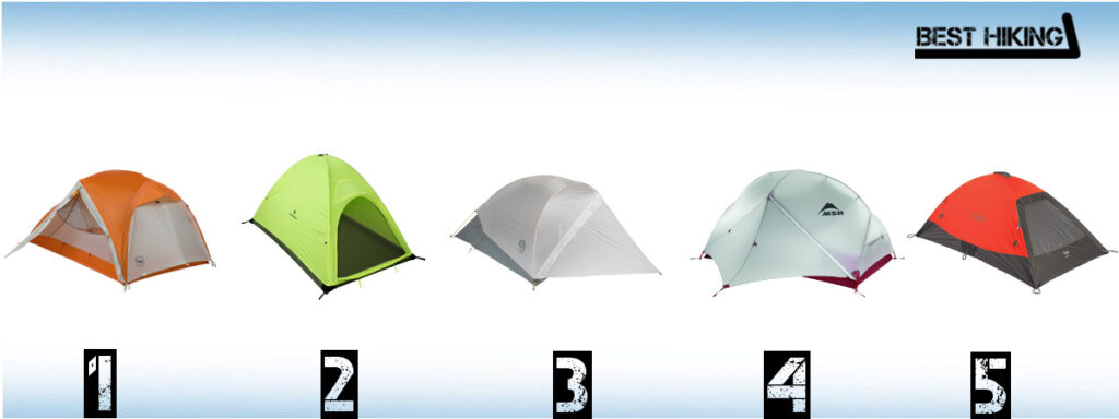 The Best Backpacking Tents Review  sc 1 st  The best hiking equipment reviewed & Best Backpacking Tents of 2018 u2013 Lightweight 2-Person Tents - Best ...