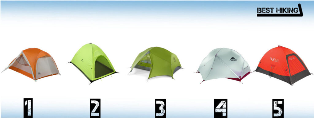 Best Lightweight Backpacking Tents