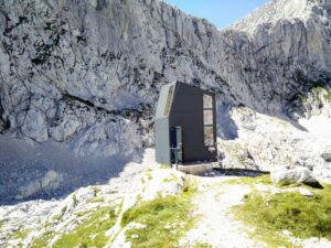Skuta Trail - Mountain shelter Pod Grintovcem