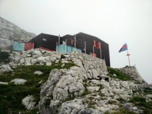 Krn Trail - Mountain Hut