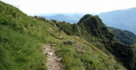 Krn Trail – Eastern Dreznica Route
