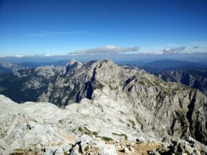 Skuta Trail - View from the top