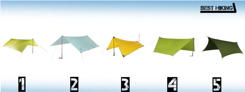 Best Backpacking Tarps