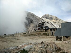 Triglav Trail - Kredarica Mountain Hut