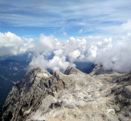 Triglav Trail - View from the top