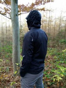 Shell Layer - Montane Minimus Waterproof/Breathable Shell