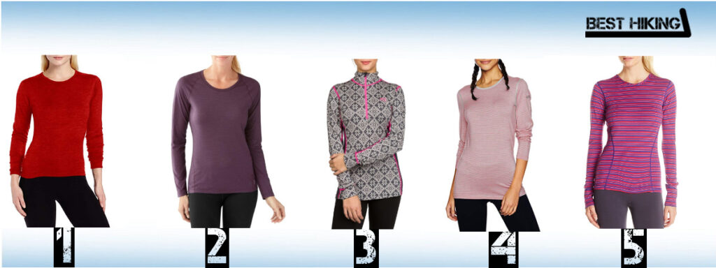 Best Merino Base Layers for Women